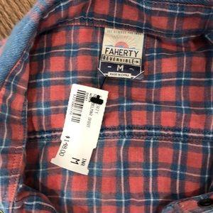 Faherty Shirts - Men's Faherty cotton shirt